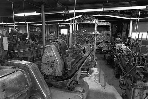 Numrich Machine Shop
